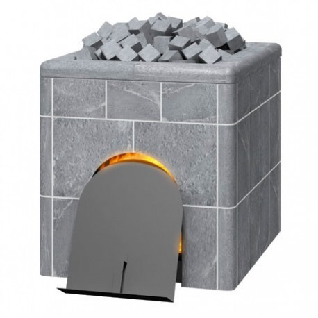 Печь  Tulikivi SK950 (для бани по-черному)