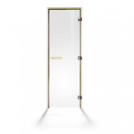 Дверь для сауны Tylo DGL 6 x 19 ОСИНА СТЕКЛО БРОНЗА