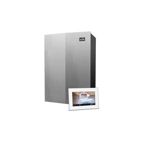 Парогенератор EOS SteamRock Premium 18,0 кВт (+Touch черный)