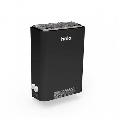 Печь Helo VIENNA 45 STS (4,5 кВт, черный цвет, 15/20 кг камней)
