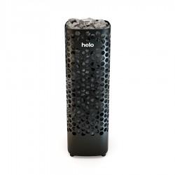 Печь  Helo Himalaya  6,8 кВт черный цвет, 100 кг камней